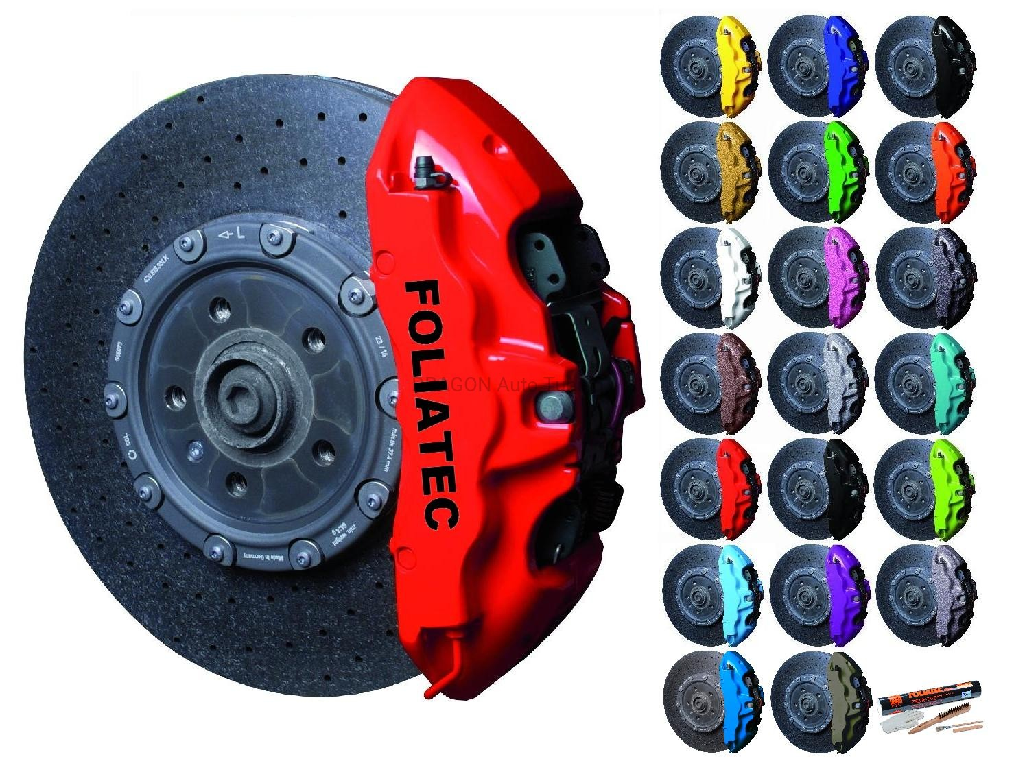 Foliatec Brake Caliper Paint Set Review